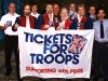 29 Tickets For Troops